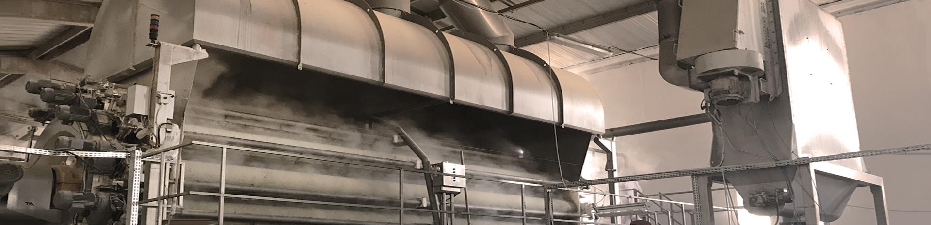 Pat Satüdaş Fabrika Patates Püre Makinesi